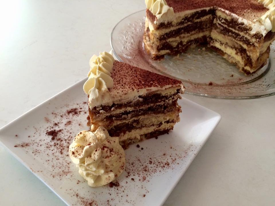How to make an Easy Tiramisu Cake Classic Italian Tiramisu Cake
