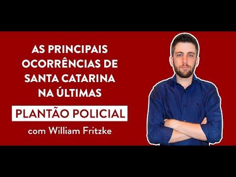 Plantão OCP 21/5 - As principais informações do setor policial de SC das últimas horas