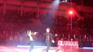 Plushenko - opening show & Tango (KOI Bucharest 11.04.2010)