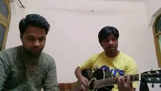 Woh Lamhe | Unplugged | Atif Aslam | Jal the Band | Guitar Chords and Cover