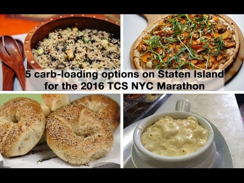 NYC Marathon 2016: Where to carb load on Staten Island