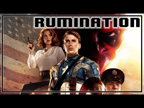 Rumination Analysis on Captain America The First Avenger