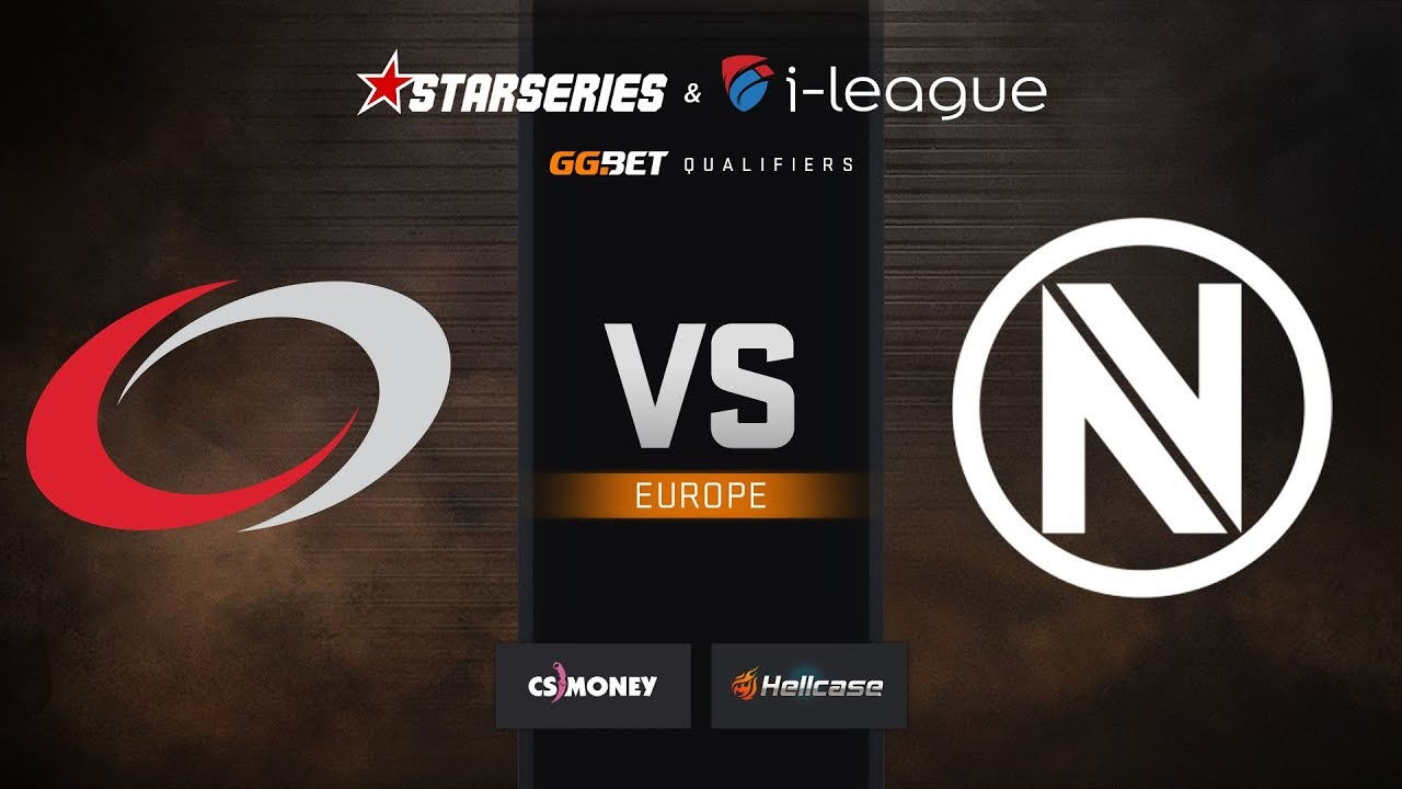 [EN] compLexity vs Envy, map 2 Train, StarSeries & i-League S7 GG.Bet NA Qualifier