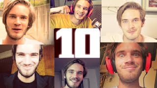 Top 10 Best PewDiePie Reactions on Omegle & Chatroulette