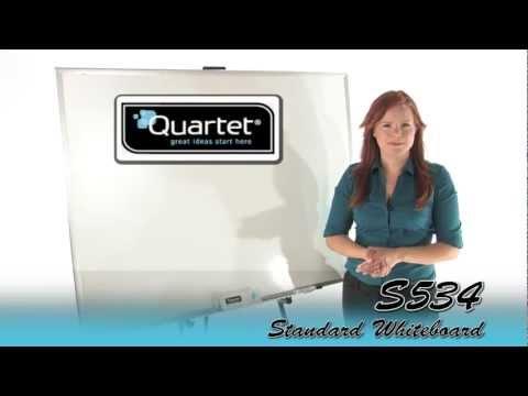 quartet-s534-standard-whiteboard---aluminum