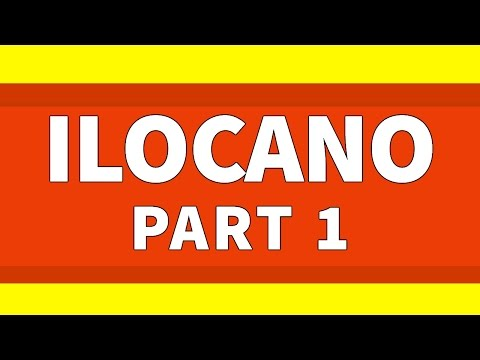 Learn Ilocano 500 Phrases for Beginners Lesson 1 - Basic Phrases