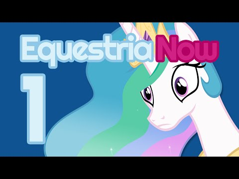 Equestria Now #1 - A Confidential Wedding