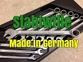 Stahlwille 14 series combination wrench set review - Made in Germany