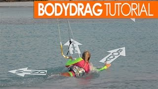 How to Kitesurf: Bodydrag Tutorial