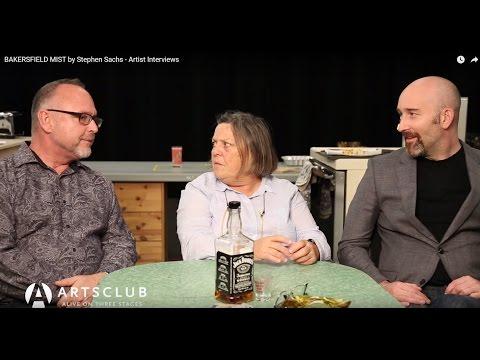 BAKERSFIELD MIST by Stephen Sachs - Artist Interviews