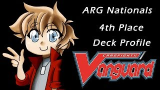 CFV: ARG Nationals Top 4 Dimensional Robo Deck Profile