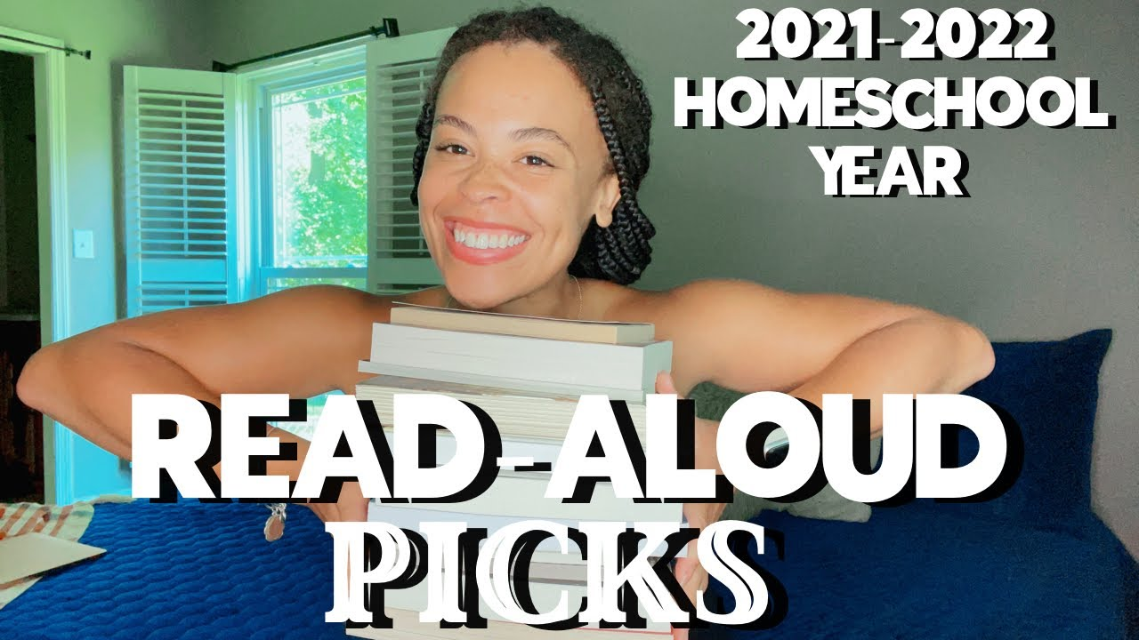 My *NEW* READ-ALOUD PICKS for 2021-2022 SCHOOL YEAR