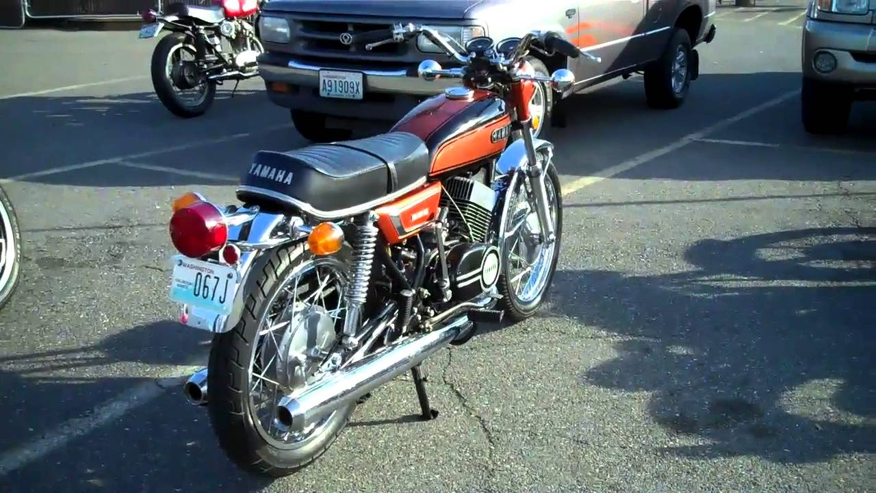 Yamaha Two Stroke Motorcycles For Sale