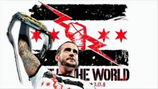 WWE - Cm Punk Theme Song 2011-2012 With Download Link
