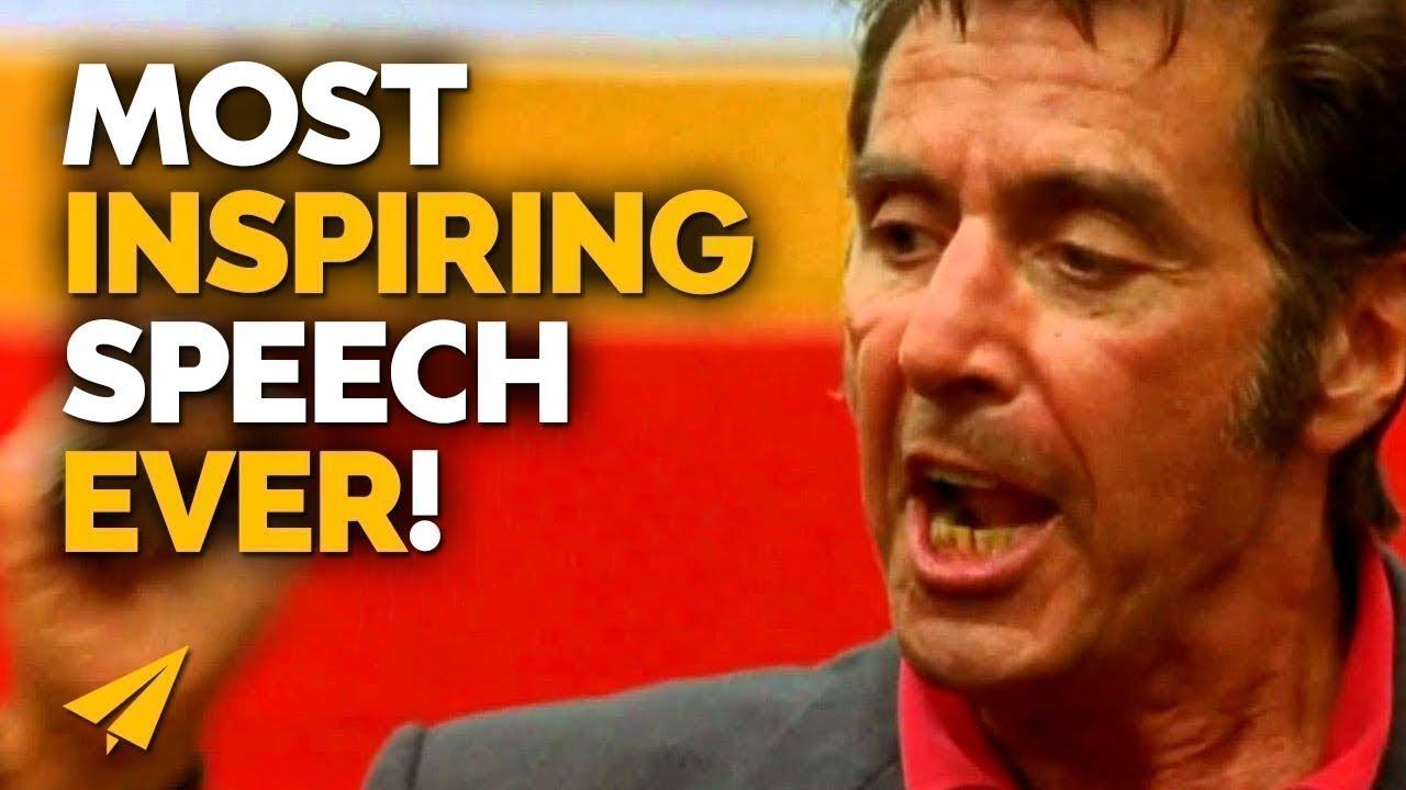 Al Pacino S Inspirational Speech Must Watch
