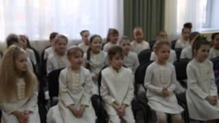 Новый год - 2015, 1 класс (урок-концерт)