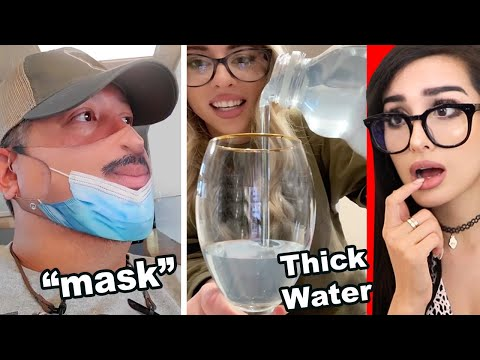 Tik Toks That Feel Illegal To Watch - SSSniperWolf