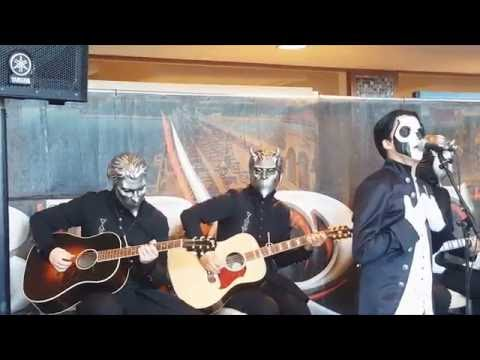 Ghost - Cirice Live Acoustic Performance (HD)