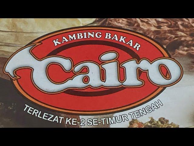 KAMBING BAKAR CAIRO. Kambing bakar Ter-lezat no 2 di Timur Tengah, Katanya sih Gitu.
