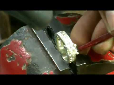 GOLDSMITH Yaring Platero's Video-21 Making of 1 carat diamond ring (Description, Show More below)