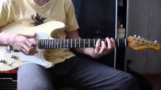Metallica - Fade to Black легкая песня! Урок гитары #9