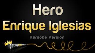 Enrique Inglesias - Hero (Karaoke Version)