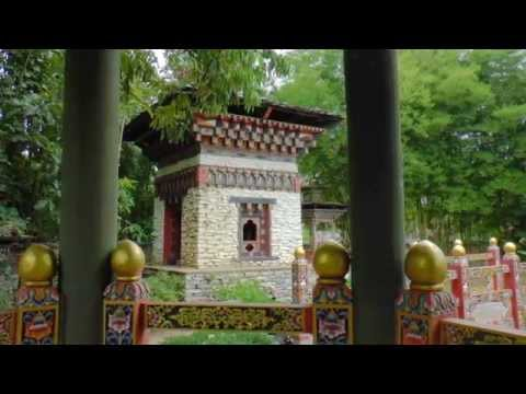 Bhutan Garden