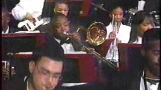 Cass Tech High School Jazz Ensemble 1997