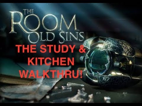 The Room Old Sins The Study Kitchen Curiosity Rooms