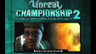 "[Xbox] Introduction du jeu ""Unreal Championship 2 : The Liandri Conflict"" de Epic Games (2005)"