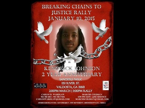 Part 1 of 2.  KENDRICK JOHNSON's DEATH; Accident Or Murder TWO Years Later In Vldosta