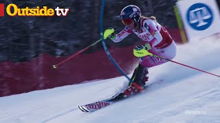 Mikaela Shiffrin is a Skiing Sensation | In Search of Speed