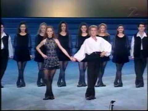 Riverdance finale by Michael Flatley & Jean Butler