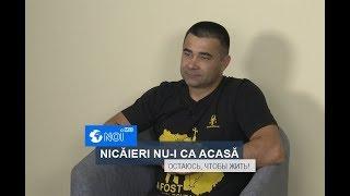 Nicolae Pascaru, despre visul lui mare şi despre dorul care-l întoarce mereu acasă