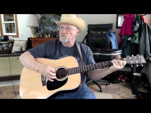 1485 -  My Heroes Have Always Been Cowboys -  Willie Nelson cover with chords and lyrics