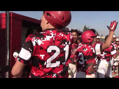 2018 Norte Vista High School Baseball Video