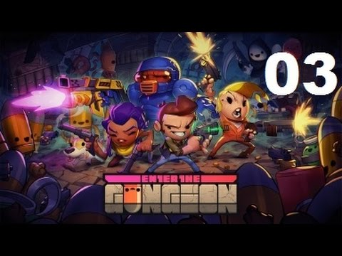 Let's Learn Enter the Gungeon Ep3: The Marine