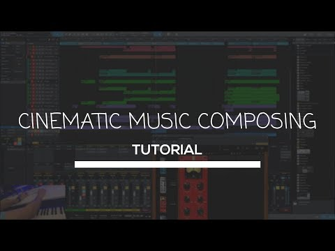 Cinematic Composing Tutorial - Live Music Composing With Olexandr Ignatov