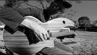 Nothing Else Matters - Metallica - Harp Guitar Cover - Jamie Dupuis
