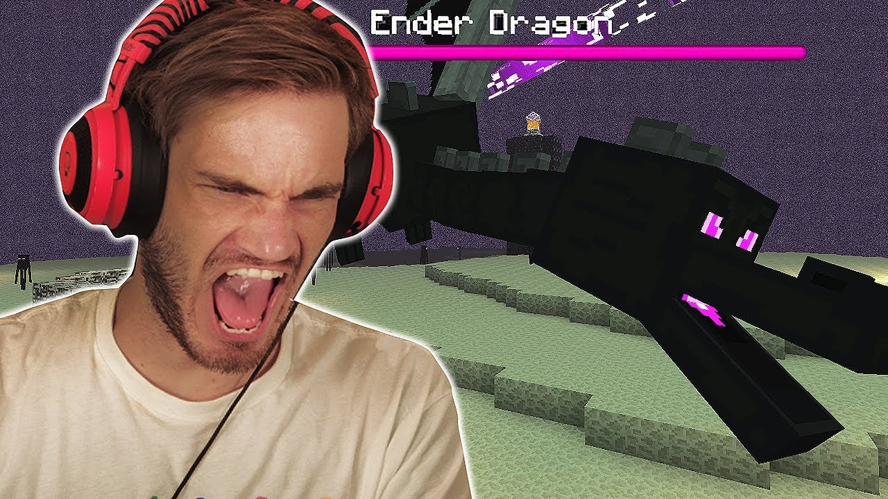 I challenge the Ender Dragon in Minecraft (Ending) - Part 30