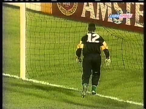 1998 (February 9) Zambia 1 -Morocco 1 (African Nations Cup)