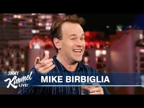 Mike Birbiglia Might Lose His Wife to Brad Pitt