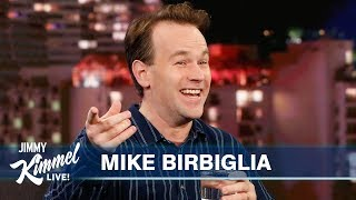 Mike Birbiglia Might Lose His Wife to Brad Pitt