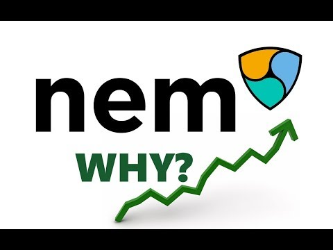 NEM BEAT LITECOIN - WHY YOU SHOULD INVEST IN NEM? - WHY IS NEM PRICE INCREASING