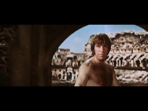 Chuck norris getting his butt kicked