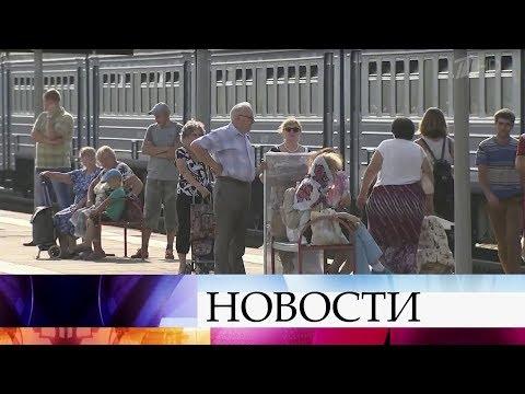 С 1 августа пенсионеры и льготники Москвы смогут бесплатно ездить в пригородных электричках.