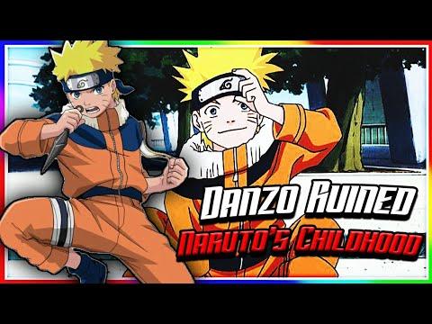 How Danzo Ruined Naruto's Childhood!