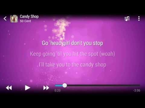 How to Get Lyrics Manual in HTC Sense 5 Music Player