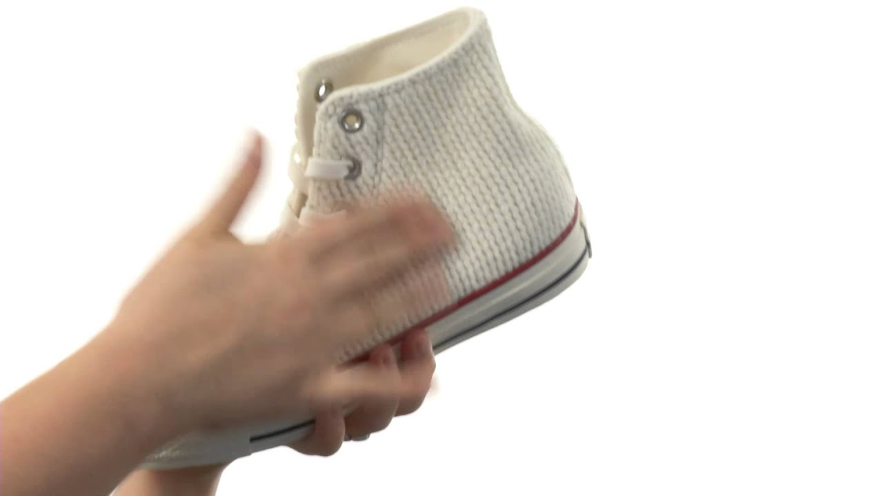 Converse Winter Knit
