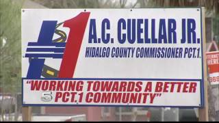 Hidalgo Co. Residents Hope New Commissioner Fulfills Promise